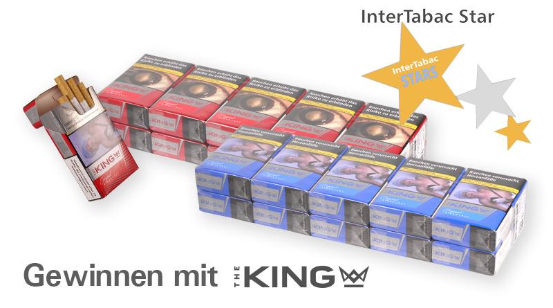 """""""King"""" trifft Porsche! Im aktuellen smokersplanet-Gewinnspiel zu gewinnen"""
