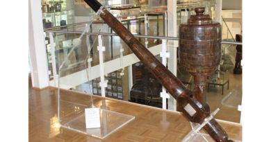 Tabak-Museum Lorsch: Pfeife ist größer als Besucher