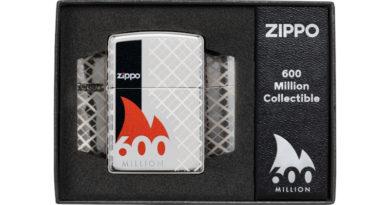 Zippo flammt seit fast 90 Jahren – und feiert