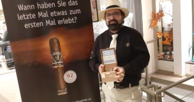Balmoral und Drew Estate auch in Rastatt angekommen