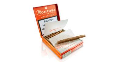 Kurze Rauchpause auf hohem Geschmacksniveau