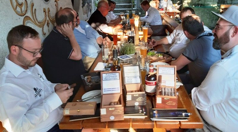 Balmoral-Tasting überzeugte auch den East Bavarian Gentlemen's Club