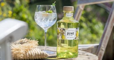 Frisch und lebendig: JUNE Pear & Cardamom