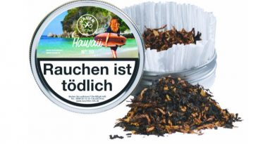 Vauen: Wir lieben Pfeifen und können auch Tabak