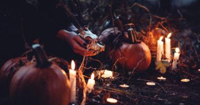 Spooky Halloween mit Zippo