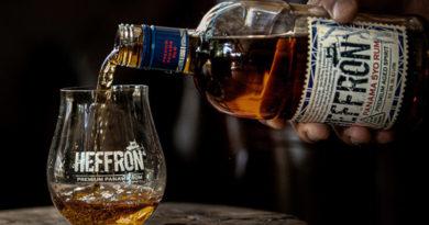 Old Hunter`s Whisky und Heffron Rum ab sofort in Deutschland erhältlich