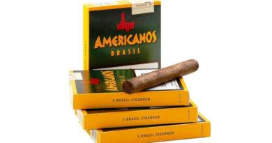 Americanos Brasil Villiger