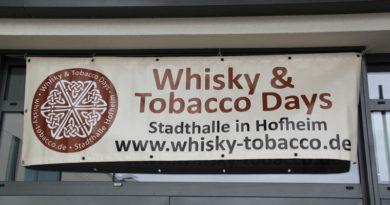 Whisky & Tobacco Days 2021 – Abgesagt