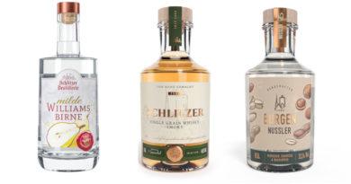 Schlitzer Destillerie auch bei der World Spirits Trophy in Siegerlaune