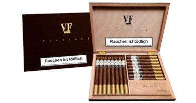 Vorfreude auf den 23. August: Die 'VegaFina 1998 Vintage' kommt