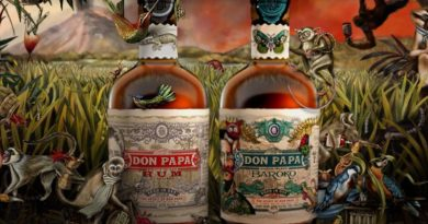 Don Papa Rum bringt 'BAROKO' auf den deutschen Markt